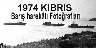 1974 KIBRIS BARIŞ HAREKATI