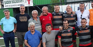 3. Şadan Kalkavan  veteranlar Futbol Turnuvası