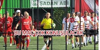 4. Şadan kalkavan Futbol turnuvası final