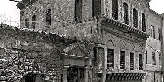 Fatihte tarihi yapılar