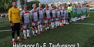 Haliçspor 0 - E. Tayfunspor 3