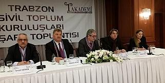Trabzon STK akademisi Toplantısı