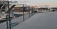 Haliç sahili halka kapatıldı