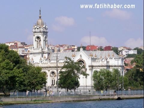 Bulgar Kilisesi İçine Yenileme Yapılıyor