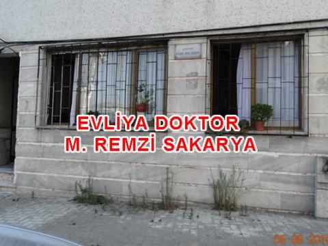 Hayatımızdaki Evliya doktor Dr. Mehmet Remzi Sakarya