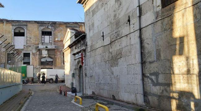 Ermeni cemaatin ilkokulu Otel Olacak