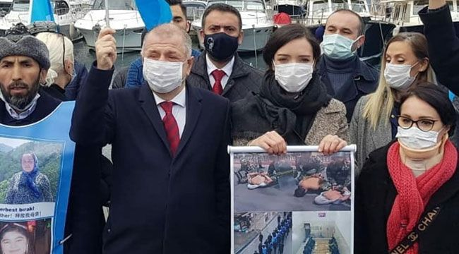Çin Zulmüne Protestolar Devam ediyor