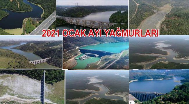 İstanbulun su ihtiyacı ne kadar karşılandı