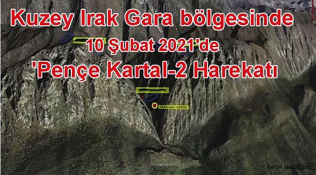 Kuzey Irak Gara harekatında 16 kayıp verdik