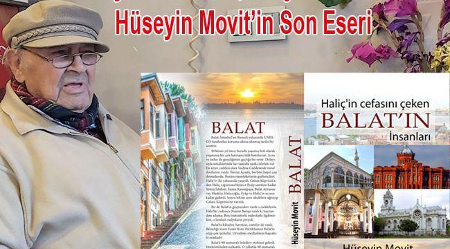 Haliç'in Cefasını Çeken Balat'ın İnsanları-Hüseyin Movit ...