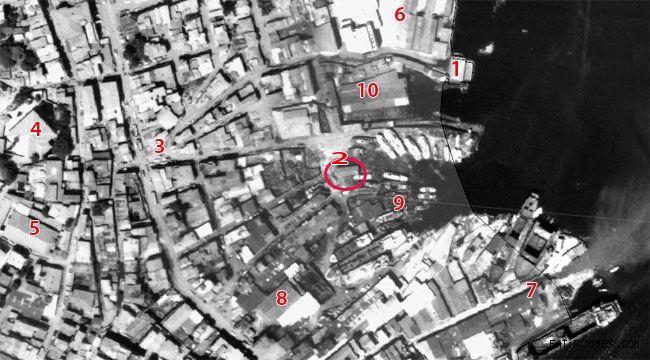 İstanbul'un ilk çöp yakma fırını