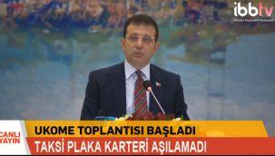 Taksi Plaka kartelinin dediği oldu, İstanbullu kaybetti
