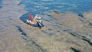 Deniz Salyası İçin Oksijen Uygulanacak