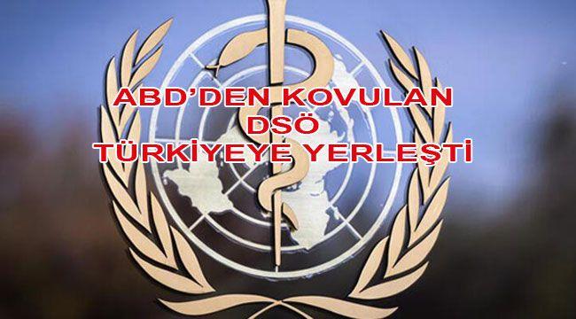 """DSÖ Türkiye """"Tam Dokunulmazlık"""" yasası ile İstanbul'da temsilcilik açtı"""