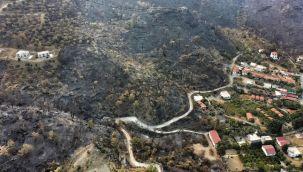 Orman Yangın Bölgesinden tanık ifadeleri