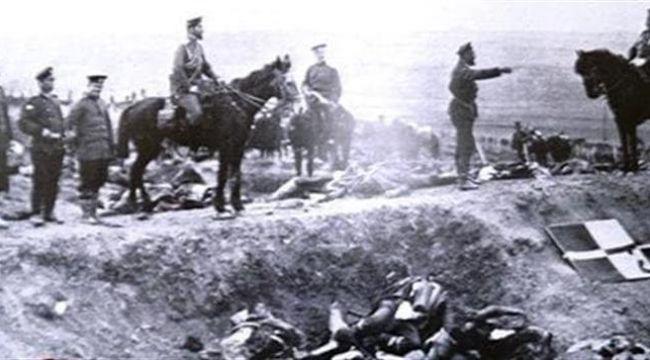 Greklerin Müslüman Türk katliamları