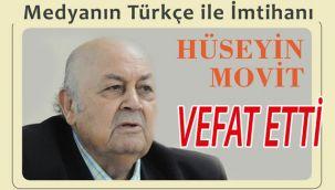 Türkçe Gönüllüsü Hüseyin Movit Vefat Etti