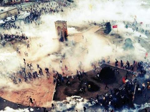 Yüzlerce Geziciye mahkemeden Ceza Yağdı