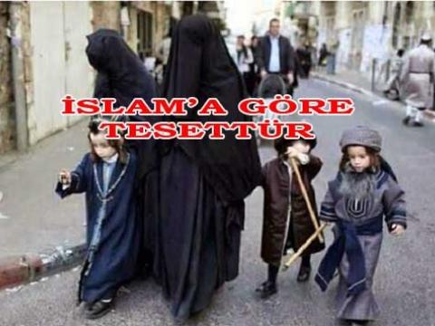 Tesettür, İslam ve Laik saldırıların sebebi