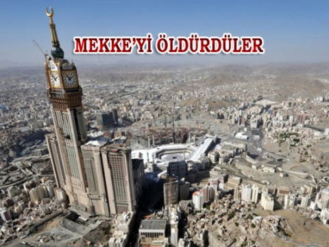 Kutsal Şehir Mekke