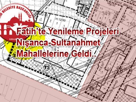 Yenileme projeleri alanı genişlemeye devam ediyor