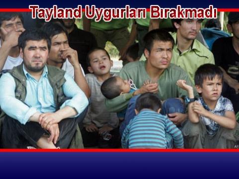 Uygur Türklerine Mahkeme Engeli