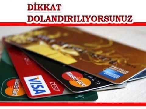 Baş belası Kredi kartları
