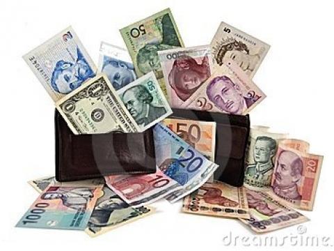 Dünya para birimleri, sembolleri