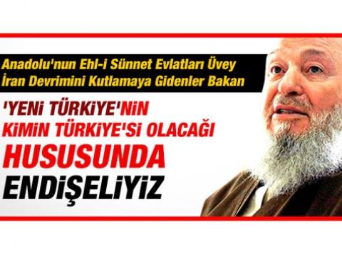 Hükümete ve Diyanet İşleri Başkanı Mehmet Görmez'e ŞOK Eleştiri