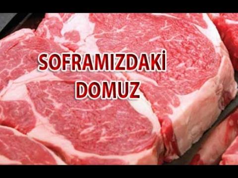 Moldovyadan 500 ton domuz eti ithal ediyoruz