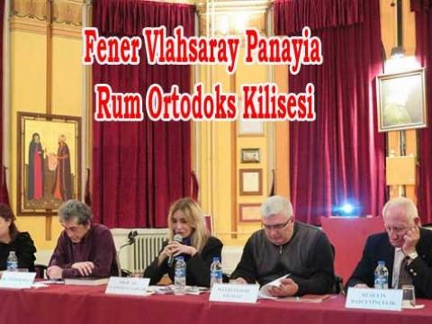 Fener Vlahsaray Panayia Rum Ortodoks Kilisesi