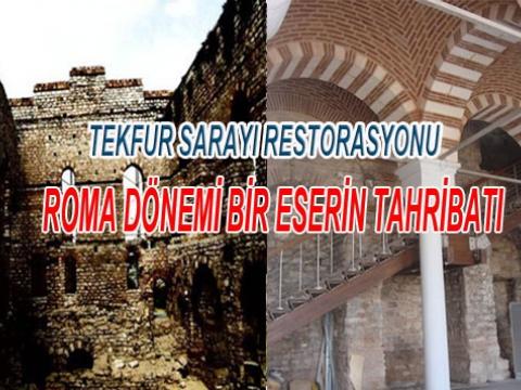 Fatih'in Tarihi Envanterinin başına gelenler