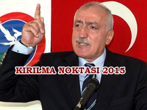 Tantan: Türkiye'nin kırılma noktası 2015