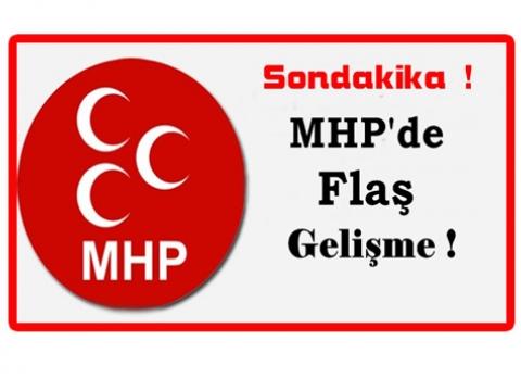 MHP Genel merkez İmzacılara Direniş