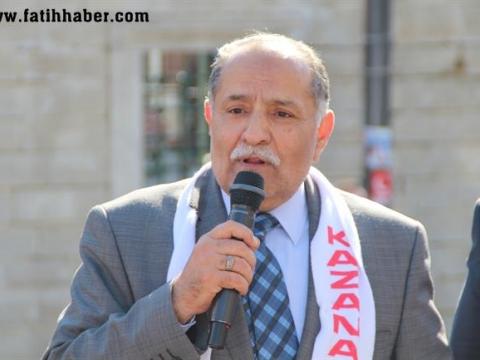Fatih'te imar sorunları Saadet partisi gündeminde