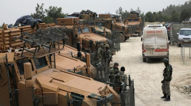 Afrin Cephesinden haberler