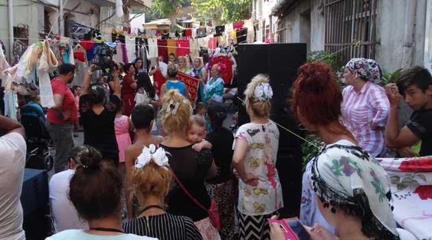 Balat Lonca'da Roman Düğünü