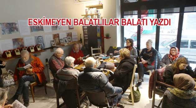 Balatlı Eski Dostlar gurubu hikaye yarışması