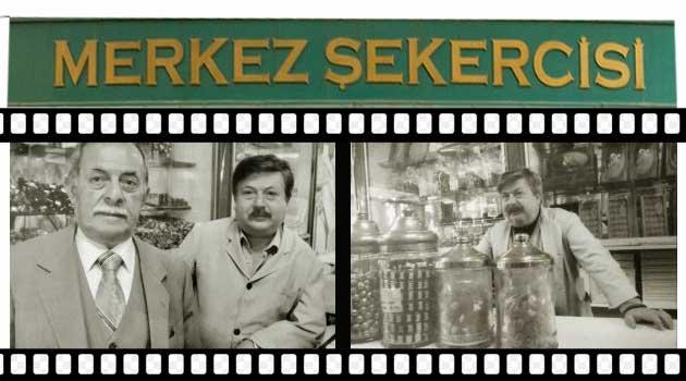 Balatta Bir şekerci Mustafa Güçlü