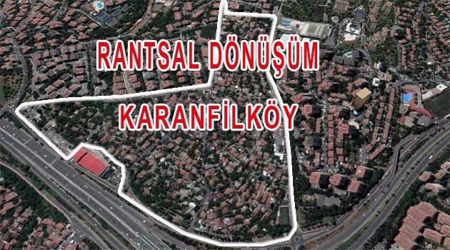 Beşiktaş Karanfilköy'e  Dönüşüm kararı