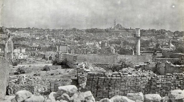 Büyük İstanbul Yangınları