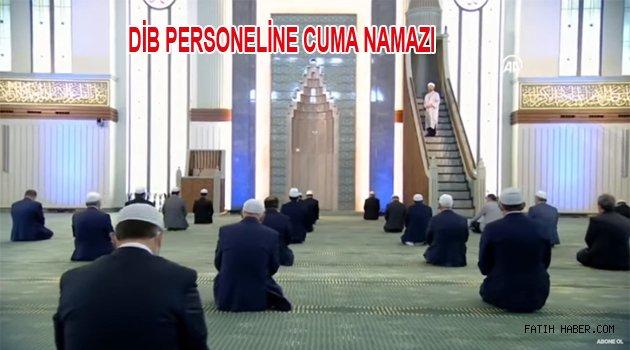 Cemaatle Namaz yasağını Ali Erbaş deldi.