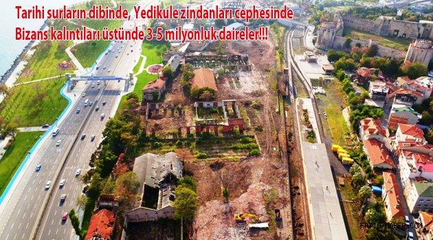 CER Projesinde Bizans Tarihi çıktı