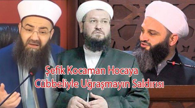 Cübbeli Ahmet, Şefik Kocaman hoca tartışmaları