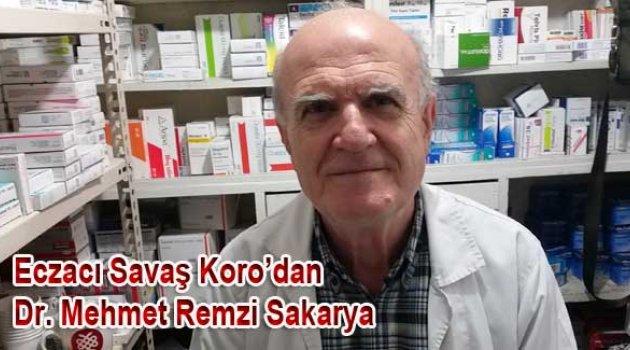 Dr. Mehmet Remzi Sakarya'yı anlatıyoruz