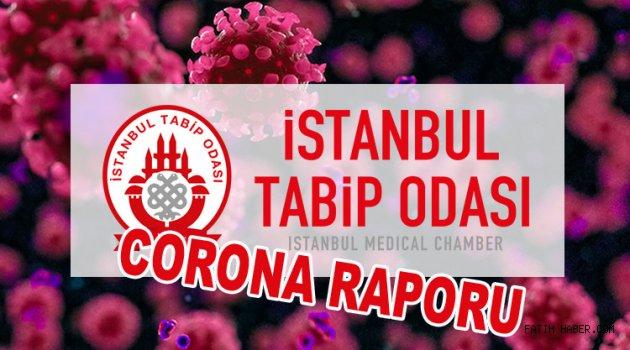 İstanbul Tabip Odası Corona raporu