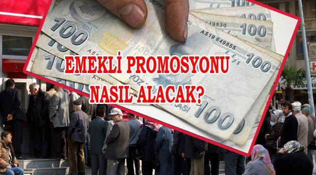 Emekliler Promosyon Ödemelerini Beklerken