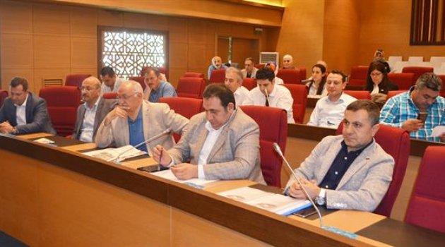 Fatih belediye meclisinde Göçmen Krizi