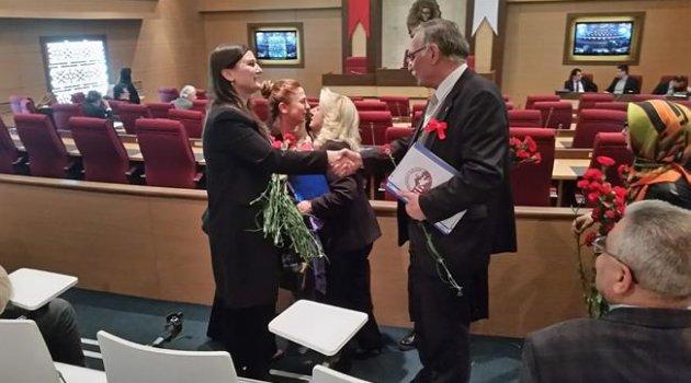 Fatih Belediye meclisinde Kadınlar Günü
