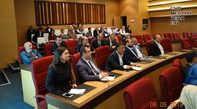 Fatih belediye meclisinde yeni dönem başladı